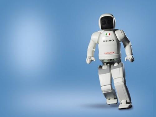Galerie Foto: Honda prezinta robotul Asimo in Romania24958