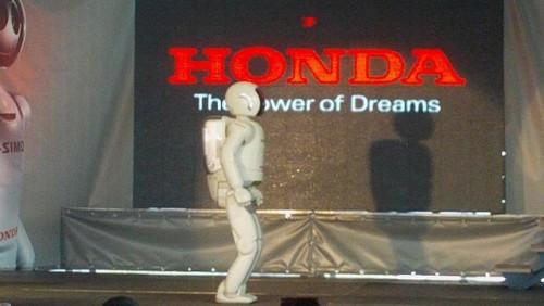 Galerie Foto: Honda prezinta robotul Asimo in Romania24983
