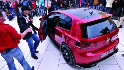 Noul Volkswagen Golf GTI Excessive!24923