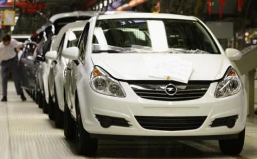 Opel mareste productia modelului Corsa24900