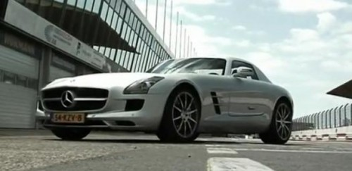 VIDEO: Un nou test cu Mercedes SLS AMG24898