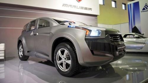 Marusia a lansat modelul F224858