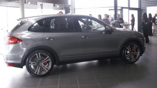 Galerie Foto: Lansarea noului Porsche Cayenne in Romania24828