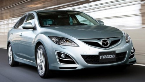 Mazda6 facelift, in Romania de la 21.990 euro24795