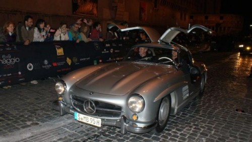 Galerie Foto: Mille Miglia - sosirea la Roma24727