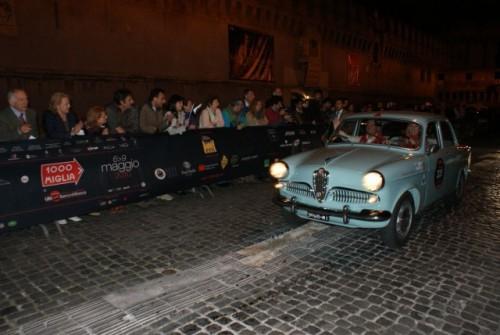 Galerie Foto: Mille Miglia - sosirea la Roma24729