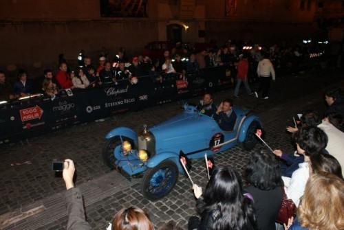 Galerie Foto: Mille Miglia - sosirea la Roma24732