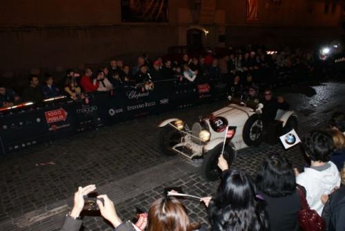 Galerie Foto: Mille Miglia - sosirea la Roma24736