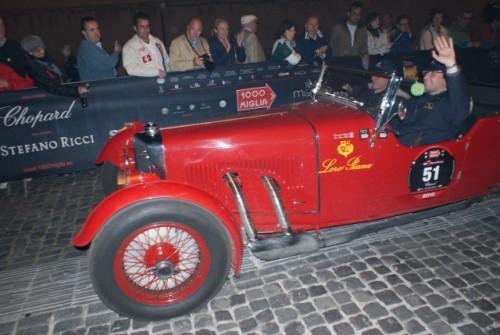 Galerie Foto: Mille Miglia - sosirea la Roma24738