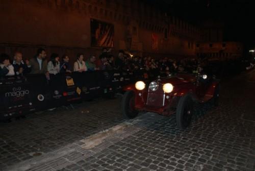 Galerie Foto: Mille Miglia - sosirea la Roma24739