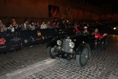 Galerie Foto: Mille Miglia - sosirea la Roma24740