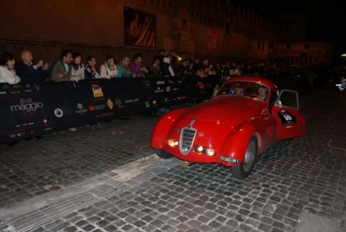 Galerie Foto: Mille Miglia - sosirea la Roma24749