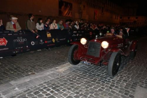 Galerie Foto: Mille Miglia - sosirea la Roma24754
