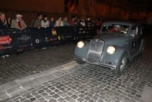 Galerie Foto: Mille Miglia - sosirea la Roma24756