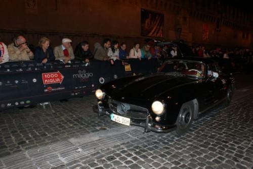 Galerie Foto: Mille Miglia - sosirea la Roma24762