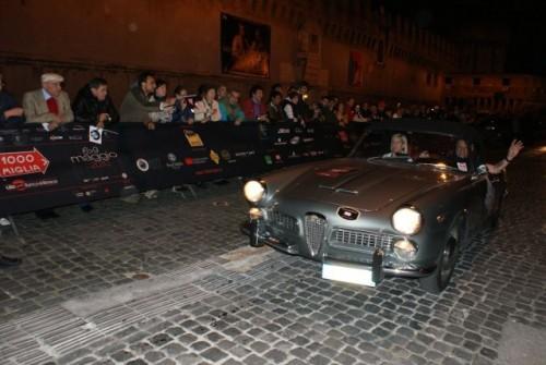 Galerie Foto: Mille Miglia - sosirea la Roma24767