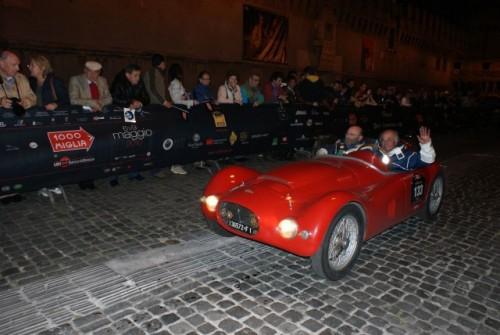 Galerie Foto: Mille Miglia - sosirea la Roma24770
