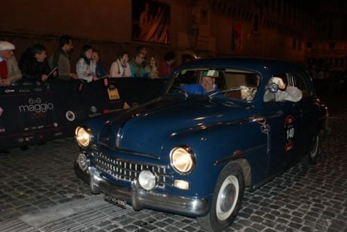 Galerie Foto: Mille Miglia - sosirea la Roma24776
