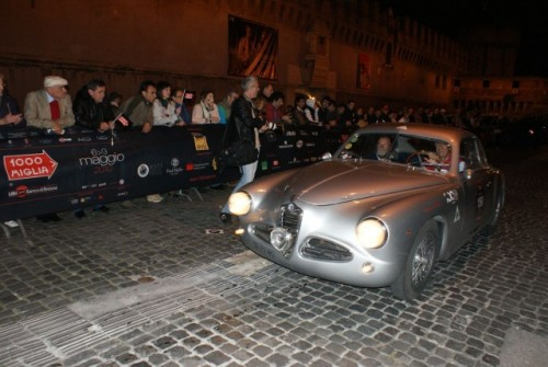 Galerie Foto: Mille Miglia - sosirea la Roma24779