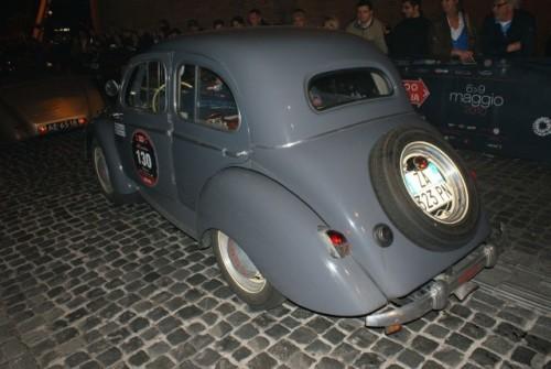 Galerie Foto: Mille Miglia - sosirea la Roma24782