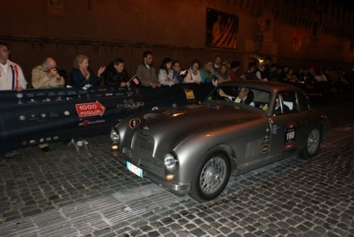 Galerie Foto: Mille Miglia - sosirea la Roma24783