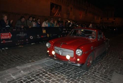 Galerie Foto: Mille Miglia - sosirea la Roma24789