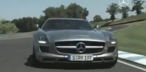 VIDEO: Mercedes SLS AMG F1 Safety Car24722