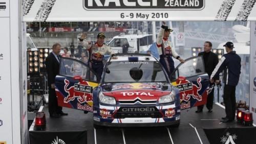 Loeb ramane lider in WRC dupa Raliul Noii Zeelande24716
