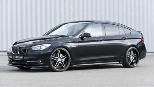 BMW Seria 5 GT tunat de Hamann24680