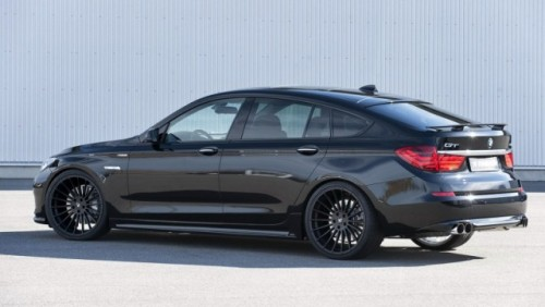 BMW Seria 5 GT tunat de Hamann24687