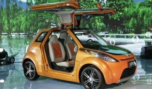 Chinezii vor construi cea mai ieftina masina din lume24654