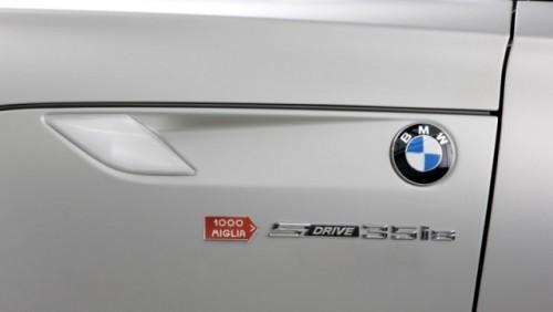 BMW lanseaza editia limitata  Z4 sDrive35is Mille Miglia24638
