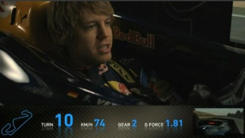 VIDEO: Sebastian Vettel prezinta circuitul de la Barcelona24625