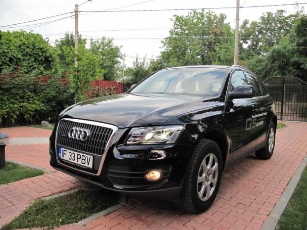 Audi Q5 2.0 TDI/170 CP