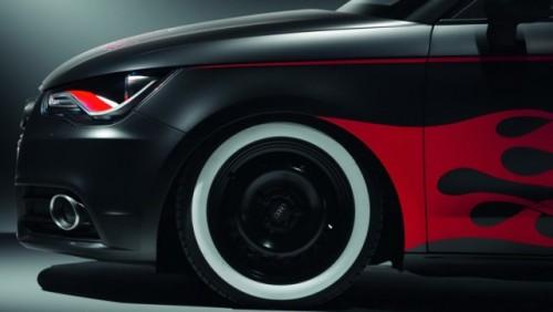 Audi va prezenta sapte modele Audi A1 personalizate la Wörthersee24584