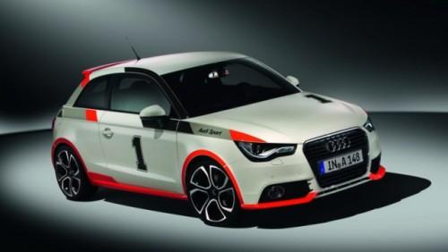 Audi va prezenta sapte modele Audi A1 personalizate la Wörthersee24587
