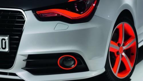 Audi va prezenta sapte modele Audi A1 personalizate la Wörthersee24605