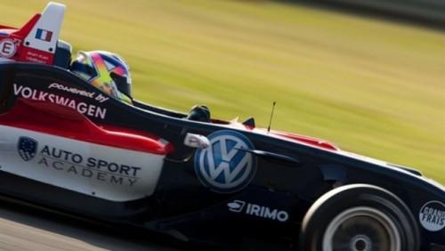 Volkswagen a confirmat intentia de a intra in F124552