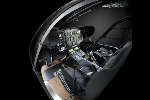 Design Mercedes pentru cockpit-ul unuiinterior de elicopter24547