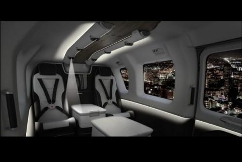 Design Mercedes pentru cockpit-ul unuiinterior de elicopter24548