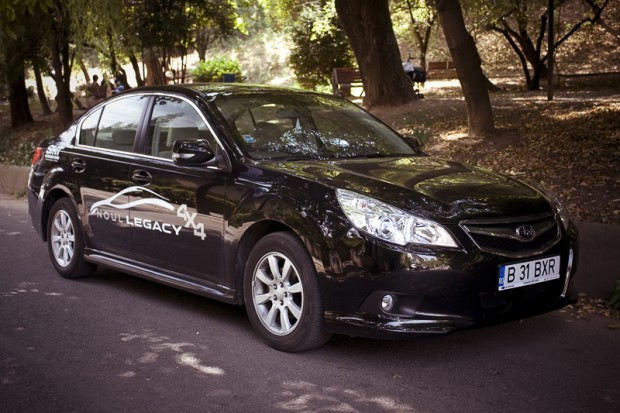 Subaru Legacy 2.0 CVT