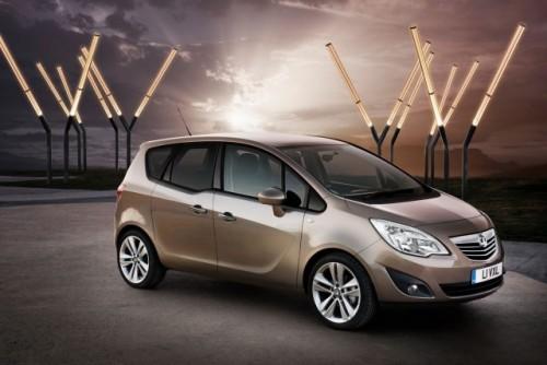 Noul Opel Meriva, in Romania de la 12.990 euro cu TVA24507
