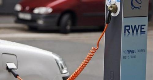 Germania vrea 1 milion de masini electrice in 10 ani24502