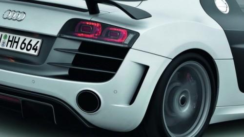 Iata noul Audi R8 GT!24441