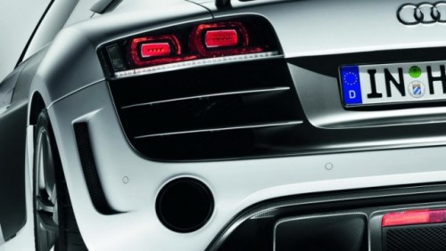 Iata noul Audi R8 GT!24445