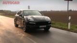 VIDEO: Autocar testeaza noul Porsche Cayenne24424