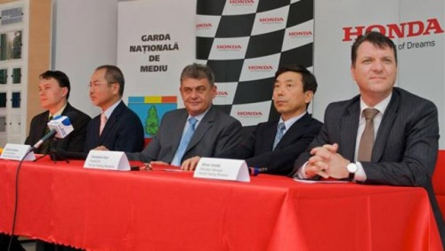 Parteriat intre Honda Romania si Garda de Mediu24402