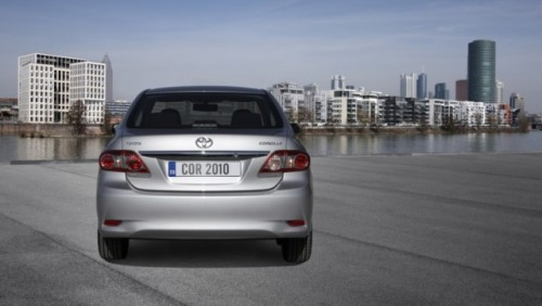 Iata noul Toyota Corolla facelift!24389