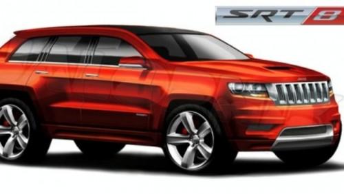 ZVON: Chrysler ar putea lansa un Jeep Grand Cherokee SRT8 de 525 CP24354