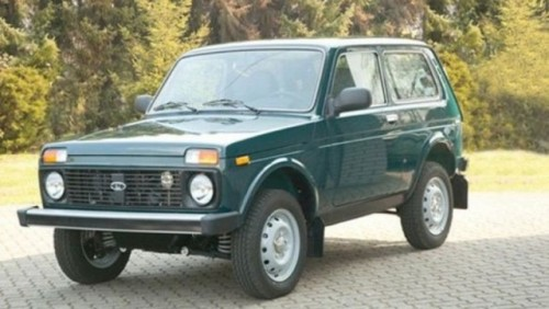 Lada a realizat modelul Lada Niva facelift24352